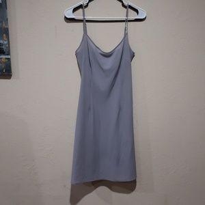 Karen Millen Silk Slip Dress sz 6
